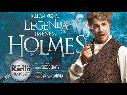 Legenda jménem Holmes - oficiální trailer