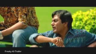 Freaky Ali Trailer Extraas   Nawazuddin Siddiqui  Arbaaz khan   Sohail Khan  Amy Jackson