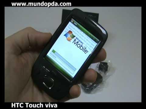 HTC Touch Viva - Contenido (unboxed) - MundoPDA