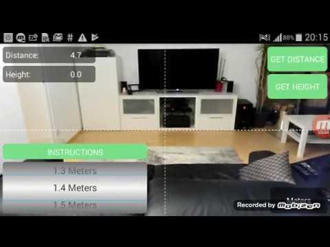 Entfernungsmesser App Für Android : Distanz entfernungsmesser simulator app android kostenloser