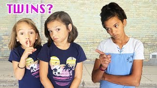 BEING TWINS 24 hours & PRANKING our Family!