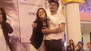 Meet and Greet London love Story 3 di Miko Mall Bandung