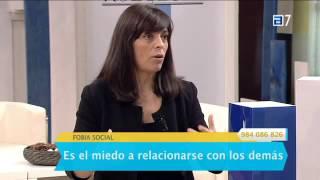 La fobia social - Lourdes Garrido Mayo