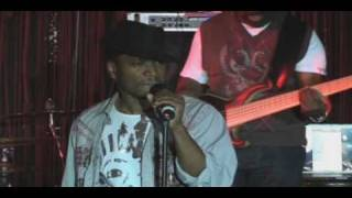 Jesse Campbell performs Human Nature *LIVE*