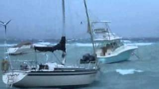 preview picture of video 'Hurricane Earl: Cruz Bay, St. John 6:30am Aug 30'