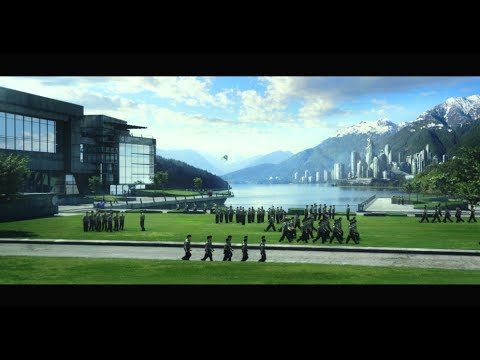 Ender's Game Featurette 'Building Ender's World'