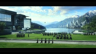 Building Ender's World - Exclusive VFX Preview - Ender's Game