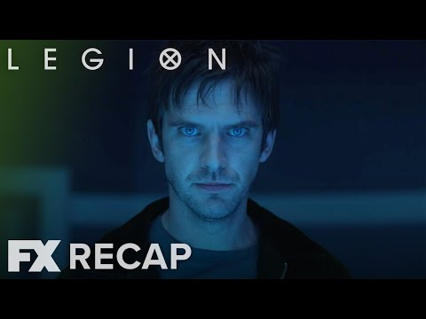 Legion Season 3 (Promo 'The Hero is the Villain')
