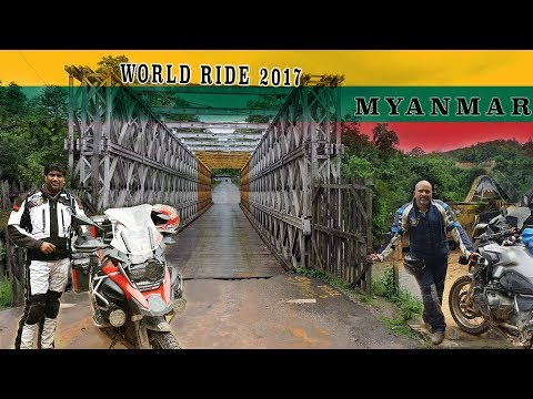 Download WORLD RIDE - MYANMAR, PART 1 HD Mp4 3GP Video and MP3