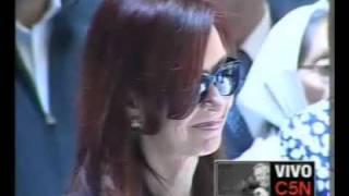 Argentina Llora Por La Muerte De Nestor Kirchner