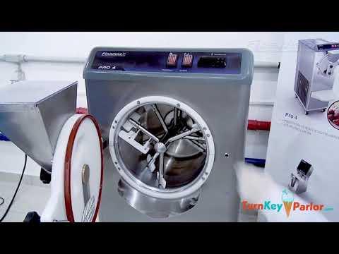 Pro 4 Batch Freezer