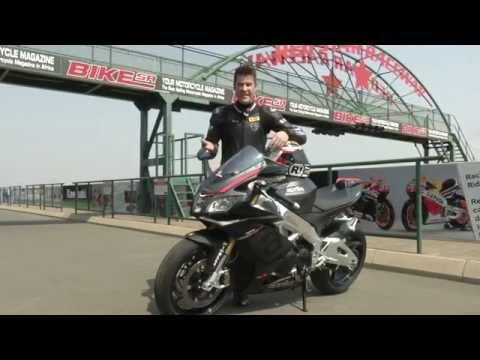 Bike Show TT; Aprilia RSV4 RR APRC