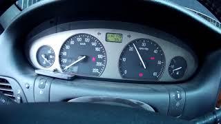 Lancia Lybra test główny. Main test. cz.2.