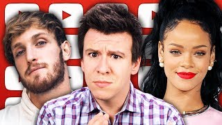 Insane Celeb Burglary Ring, Payless Prank, CM Punk vs Logan Paul, Marriott Breach & More