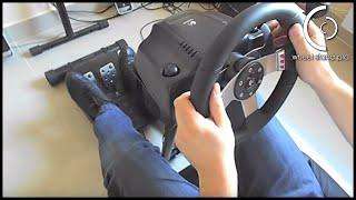 Стійка для руля TRUSTMASTERS Wheel Stand Pro Deluxe PC/PS2/PS3 від компанії Інтернет-магазин EconomPokupka - відео 1