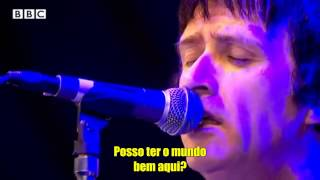 [LEG • PT-BR] JOHNNY MARR - NEW TOWN VELOCITY - LIVE @ GLASTONBURY