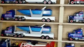 Showcase: My Majorette 600 series trucks