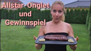 Allstar-Onglet und Char-Broil Gewinnspiel