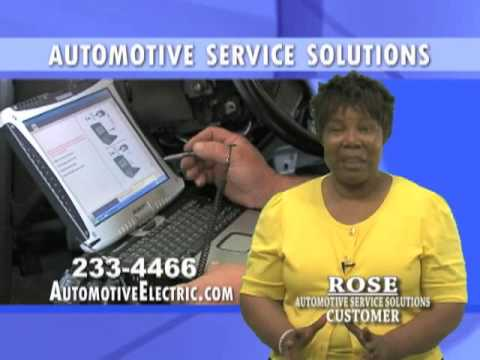 Automotive Service Solutions video