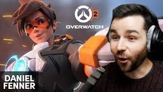 Overwatch 2 Announcement REACTION!