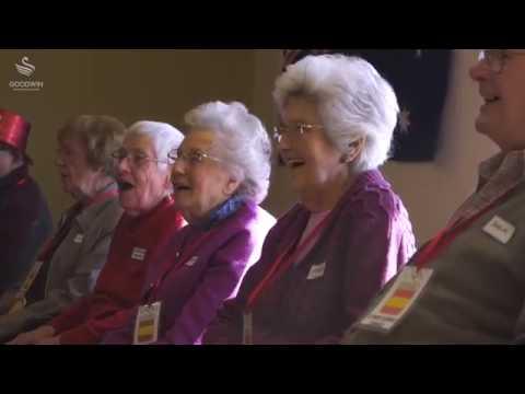 Social clubs for seniors: Goodwin Day Clubs