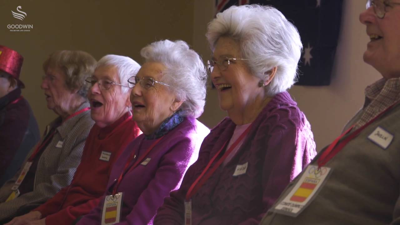 Social clubs for seniors: Goodwin Day Clubs