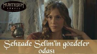 Şehzade Selim'in Gözdeler Odası - Muhteşem Yüzyıl 107.Bölüm
