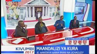 Je, Wakenya wanaimaini kuhusu uchaguzi kampeini zikiingia mkondo wa lala salama: Kivumbi 2017 pt 2