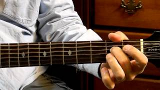 The A 7th Chord - Guitar Lessons - Guitar for Beginners - How to Play