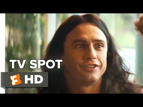 The Disaster Artist TV Spot - The Tommy Award (2017) | Movieclips Coming Soon