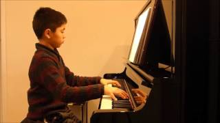 F. Schubert, Trois Laendler, Mathys (piano), le 13/03/2016