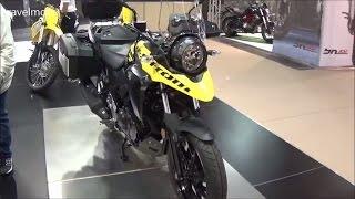 The New 2017 Suzuki V-Strom 250