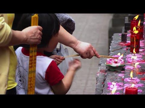 China: Consumerism and Spirituality | Simon Reeve: Sacred Rivers | BBC Earth