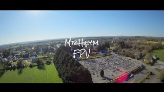 FPV in Querrien - Betafpv 85X HD