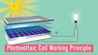 How do Solar cells work? | pn junction solar cell  | Solar energy