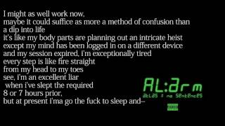 Atlas - Alarm (prod. no sentences) (lyrics)