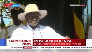 Uhuru and Museveni agree on more border points to ease movement