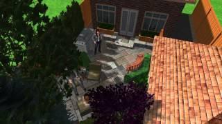 2D And 3D Photo Realistic Landscape Plans