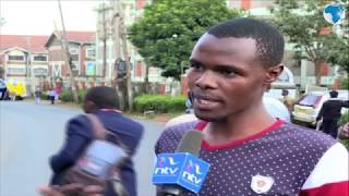 Eye witness account of the Riverside Drive Attack