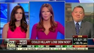 Matt Mackowiak & Jessicsa Tarlov talking 2016 politics on Fox Business (July 28, 2015)