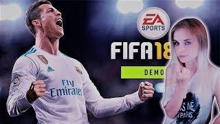 Обзор демо FIFA 18/моё мнение