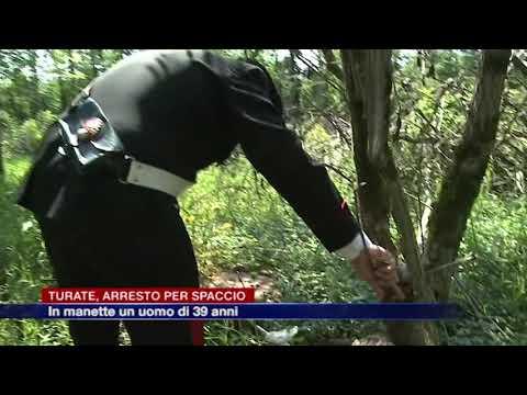Etg - Turate, arresto per spaccio. In manette un uomo di 39 anni