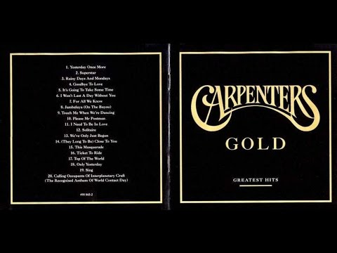Carpenters -  It's Going To Take Some Time