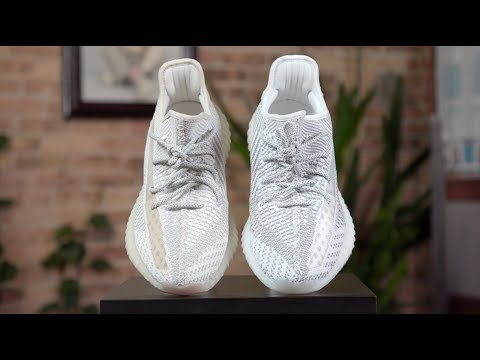 "Yeezy 350 V2 ""Lundmark"": A Dirty 350 ""Static""?"