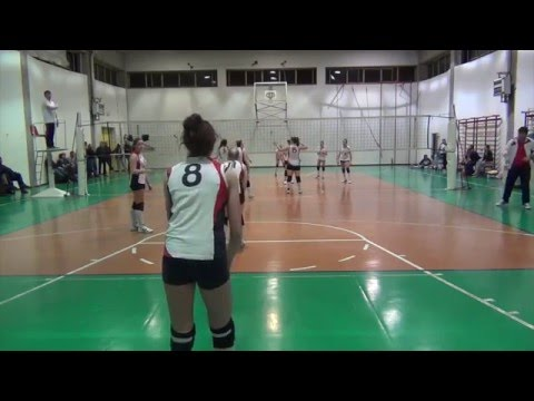 Preview video III Div. Femminile - 14a Giornata 03-03-2015 - Curno2010Volley VS GROUPAMA BREMBATE DI SOPRA