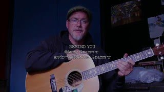 REMIND YOU  Andy Grammer (Easy Tutorial)