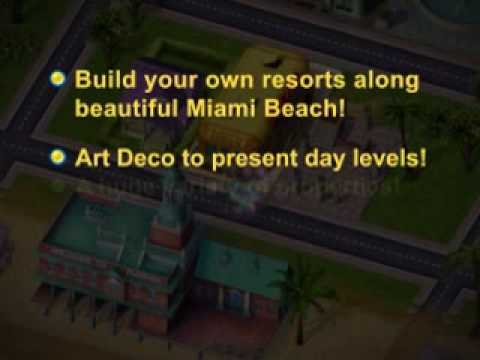 Build It ! Miami Beach Resort IOS