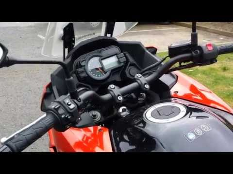 2015 Kawasaki Versys 1000 Test Ride & Thoughts