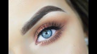 URBAN DECAY NAKED HEAT | Eye Makeup Tutorial