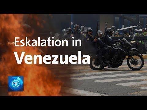 Maduro und die Linke
